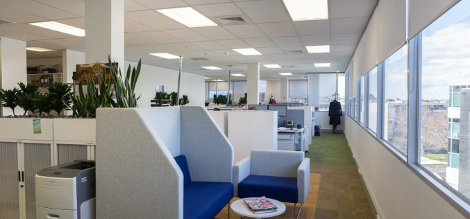 Offices should be built exceptionally