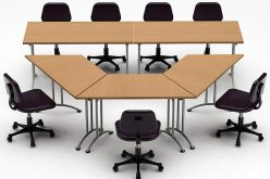 How are seminar tables used?