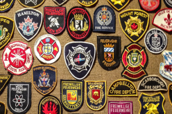 Threads Used To Make Police Patches