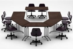 Use of a Seminar table in the office