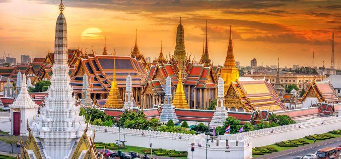 Khao san a place in Bangkok that never sleeps: