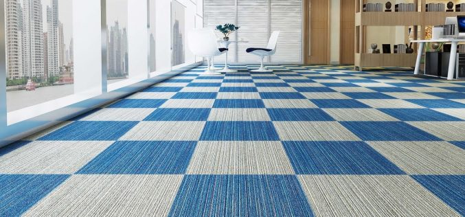 Tips for Designing Carpet Tiles