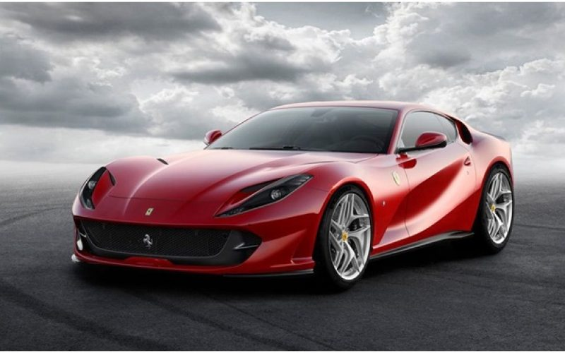 Ferrari 812: The Superfast Ferrari!