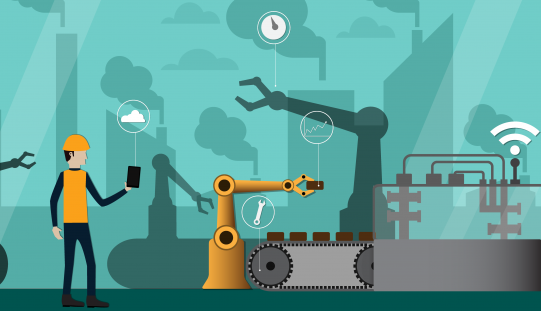 What is the meaning of IIOT technology?