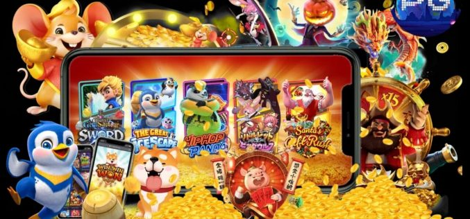 PG Slot Site- All Online Slot Games in one place