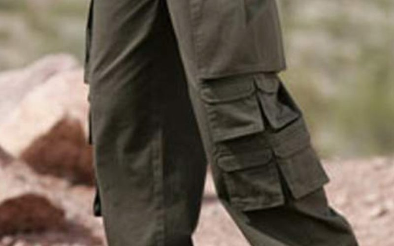 Mistakes To Be Avoided While Styling Cargo Pants
