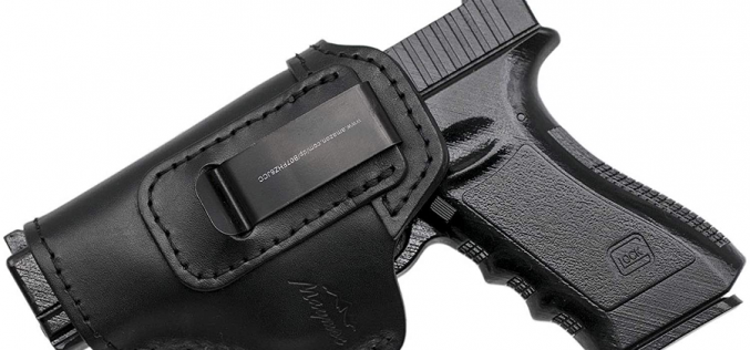 Leather Holster – The Most Popular Type of Holster Available