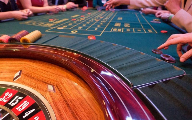 Exist Advantages In Gambling?(personal expansion)